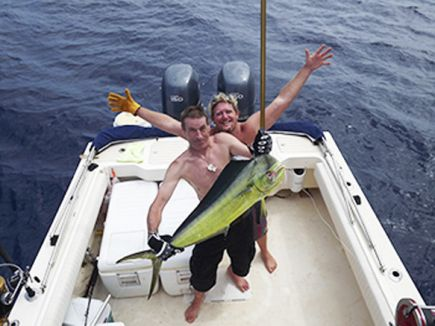 Maui sport fishing charters 808 sea life west maui for Fishing in maui