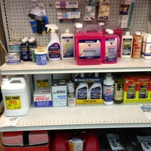 Lubricants & Cleaning Supplies
