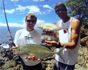 MAUI SHORE FISHING GUIDES